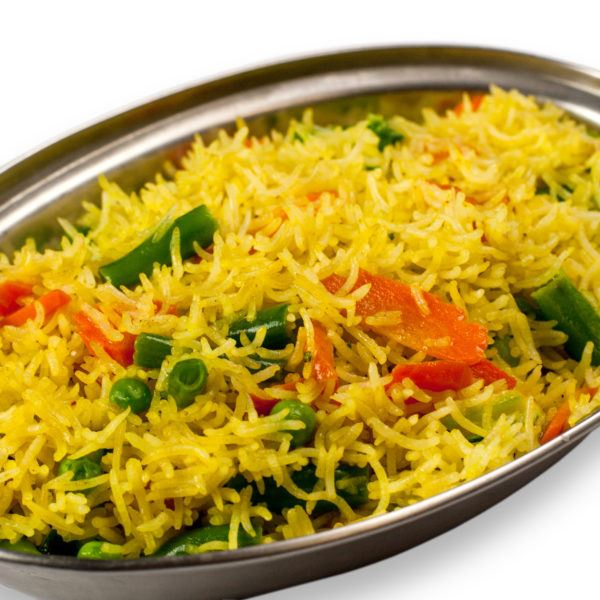 vegetables pulao